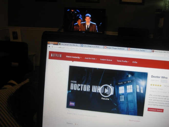Doctor Who Marathon