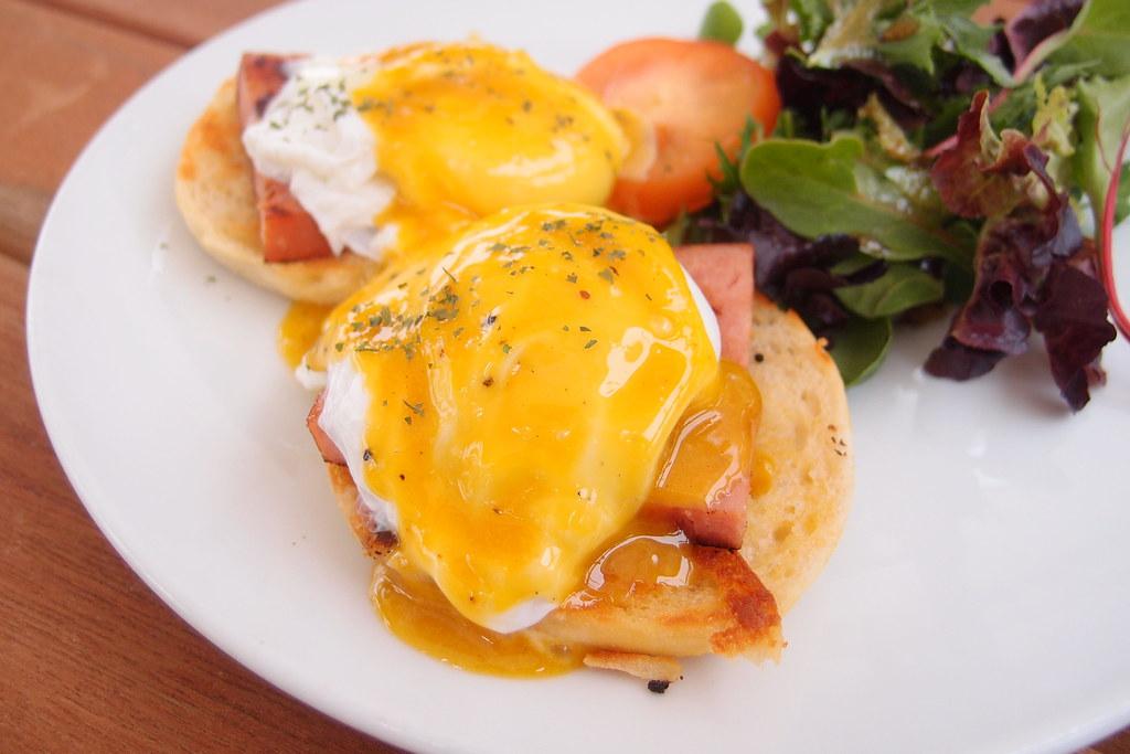 Coastes: Eggs Benedict