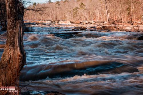 nature water creek georgia waterfall rocks rapids sweetwatercreek douglascounty lithiasprings thesussman sonyalphadslra550 sussmanimaging