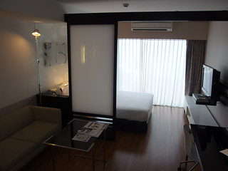 Hotel Lodging Unterkunft Accommodation Bangkok Thailand Asia