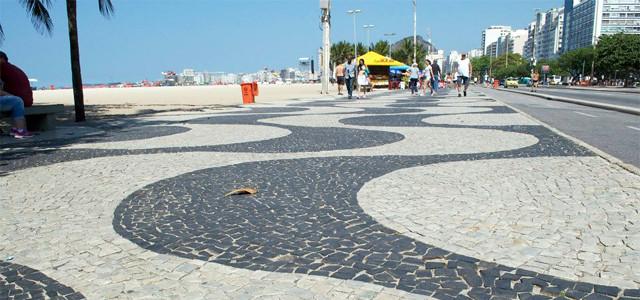 Riod Janeiro - Copacabana