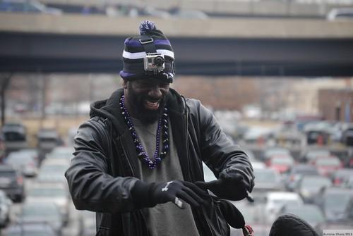 Baltimore Ravens Party