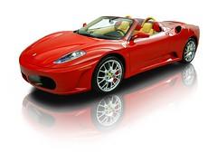 model car(1.0), automobile(1.0), automotive exterior(1.0), wheel(1.0), vehicle(1.0), automotive design(1.0), ferrari f430 challenge(1.0), ferrari f430(1.0), ferrari 360(1.0), bumper(1.0), land vehicle(1.0), luxury vehicle(1.0), supercar(1.0), sports car(1.0),
