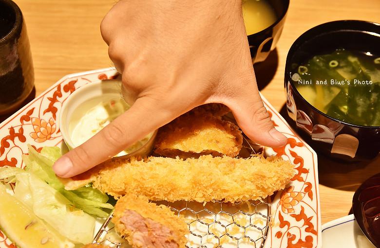 銀座杏子豬排台中美食餐廳景點廣三SOGO店24
