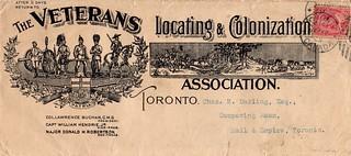 Veterans Locating & Colonization Association 1903
