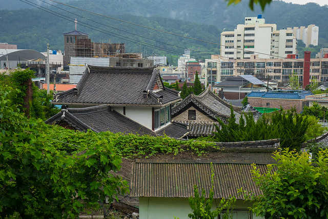 Colonial building, Suncheon, South Korea