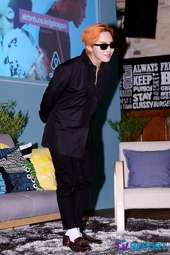 G-Dragon - Airbnb x G-Dragon - 20aug2015 - TV Report - 07