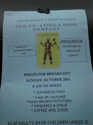 54 Breakfast