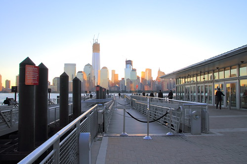 Paulus Hook Ferry Jersey City !