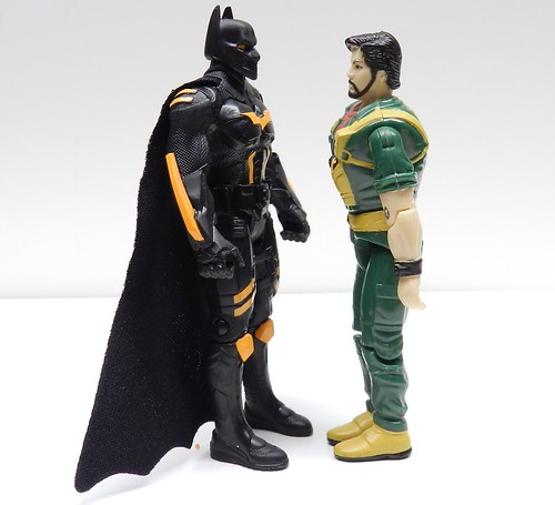 Target Exclusive Batman Review