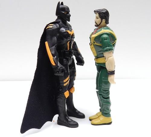Target Exclusive Batman Review