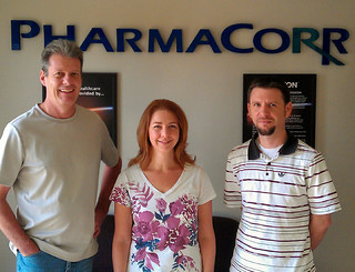 Corizon Oklahoma PharmaCorr team educates future pharmacists