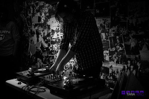 DJ Jaycie Jayce @ Parts and Labour 10/12/2012