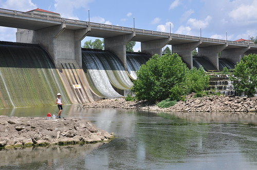 O'Shaugnessy Dam, Dublin, Ohio