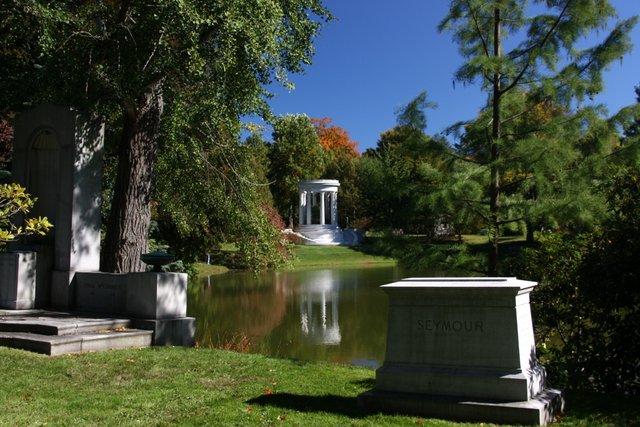 Mount Auburn Cemetery, October 13, 2012