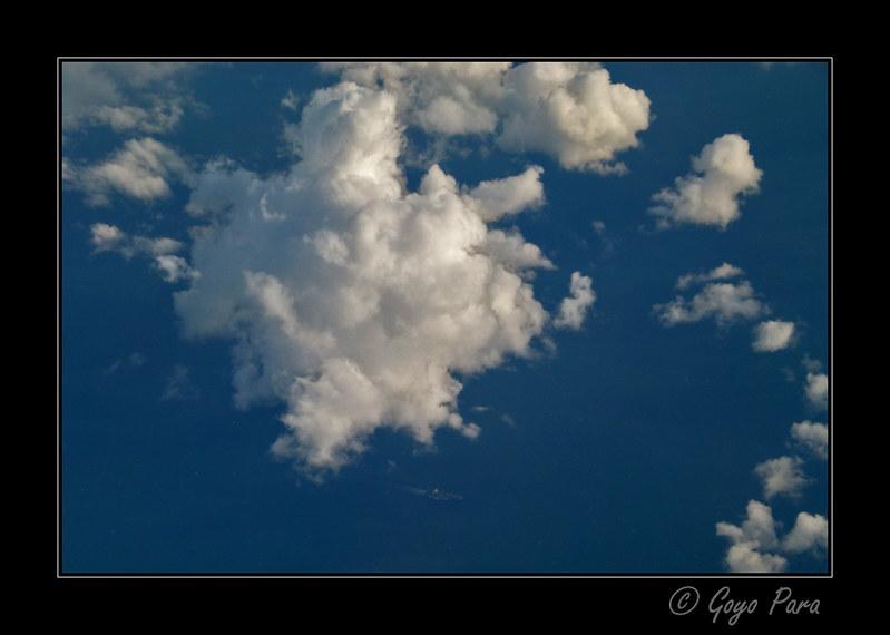 Navegando entre las nubes