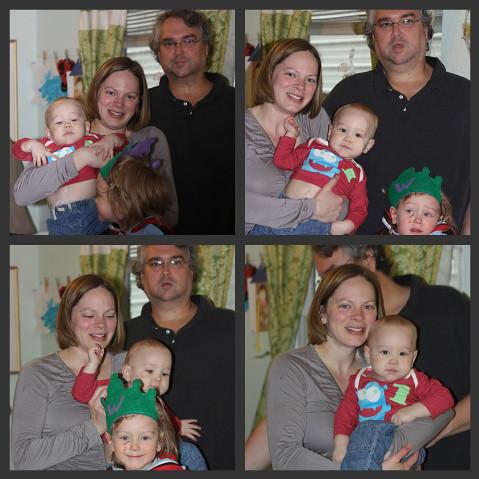 Family Birthday Pics