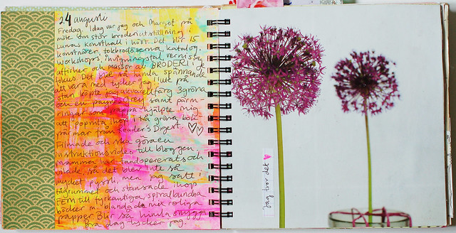Smart Journal #2 Journaling & Air