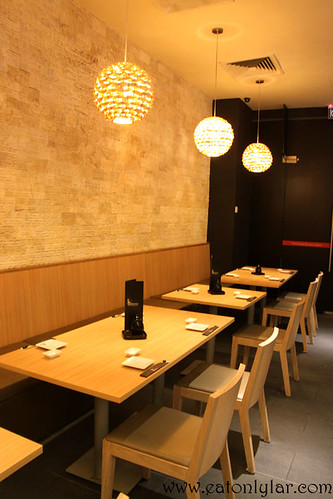Restaurant Interior, Senjyu Japanese Restaurant