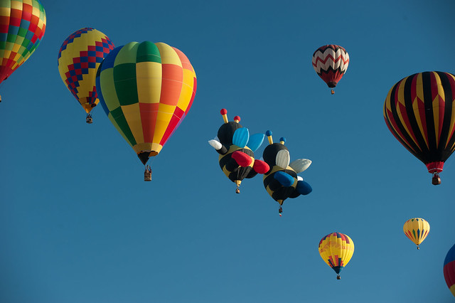 Balloon Fiesta 2012