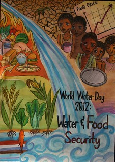 Poster competition 3-World Water Day 2012