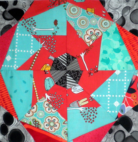 Paper Piecing Blocks - Craftsy BOM
