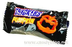 Snickers Pumpkin