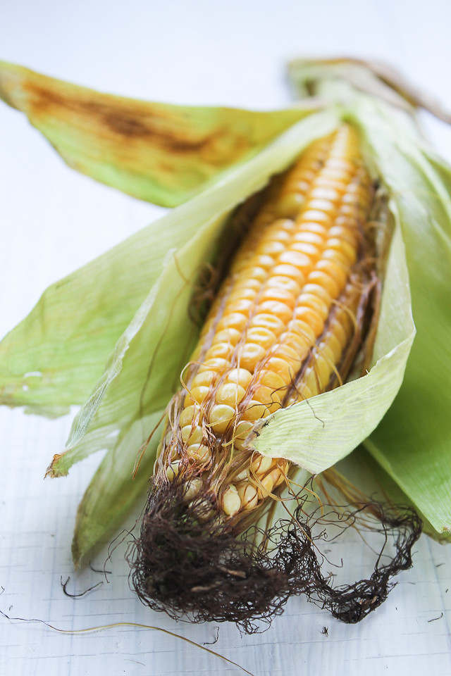 Broiled Corn