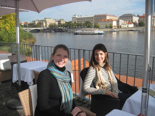 Lunch on Kampa