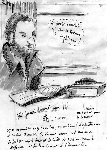Carnet-voyage (1) by Stéphane Feray