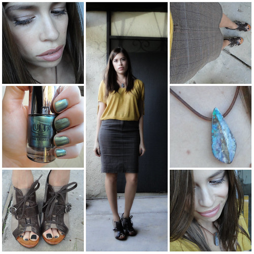 Outfit of the Day 10-17-2012