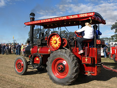 Traction Engines New Zealand