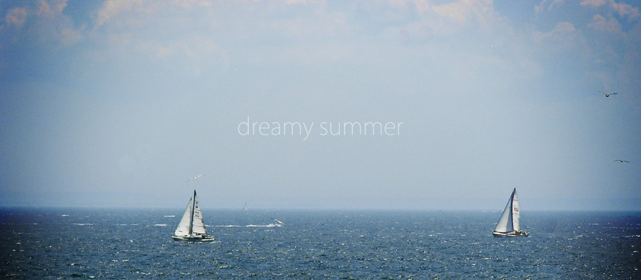 Dreamy summer