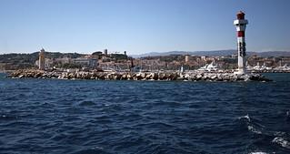 Marina at Cannes