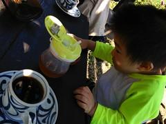 午前のお茶の時間 (2012/10/15)
