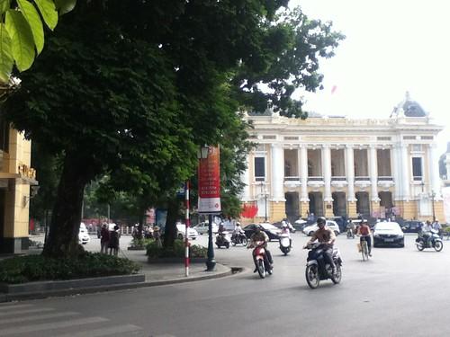越南河内大剧院