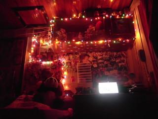 brightness in the bedroom. <3