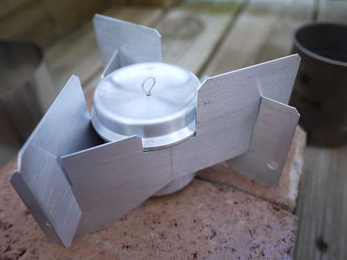 SNC Tool Alcohol Stove Kit