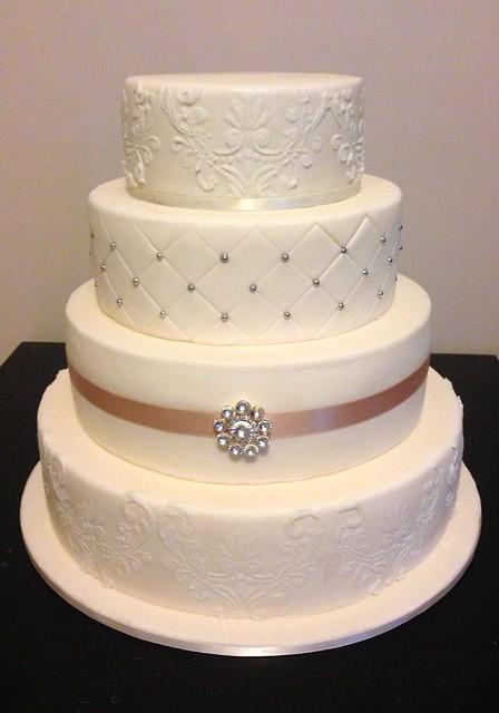 Foam Cake Tiers