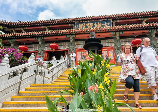 2012 香港 寶蓮禪寺