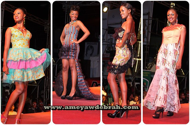 8108371170 0ab2cceac6 z Fashion meets beauty and music as Miss Ghana holds street fashion show on Osu Oxford Street