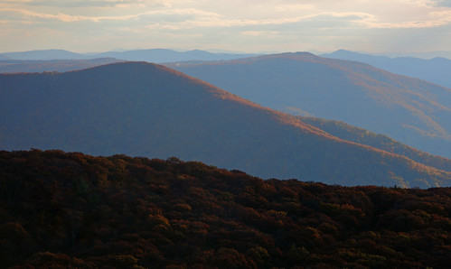 Shenandoah: Shadows and highlights