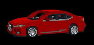 Mazda6 Mk3 - 2013 SkyActive Sedan
