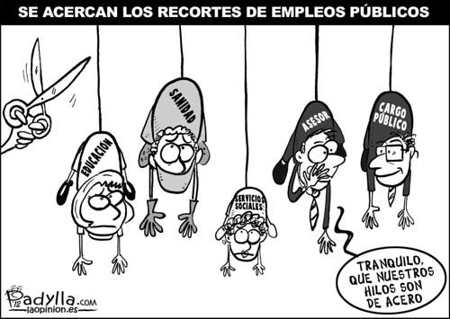 Padylla_2012_10_20_Recortes de empleo público