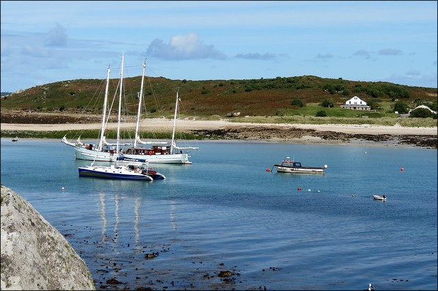 The Cove, St Agnes, Isles of Scilly