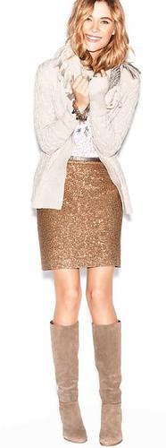 Sequined Skirt $79.50
