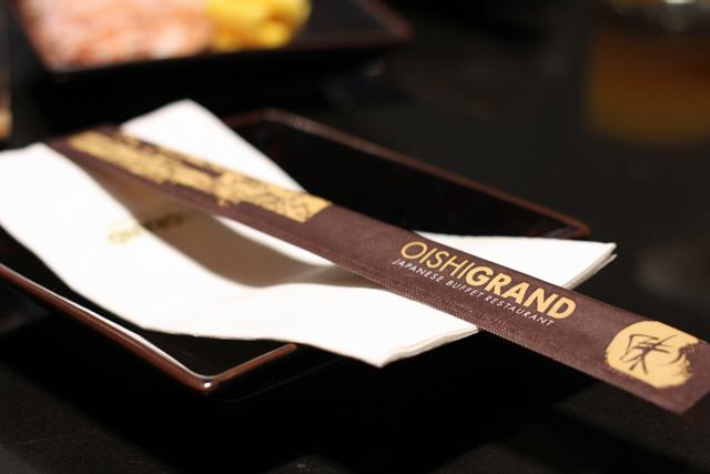 Oishi Grand Japanese Buffet (โออิชิแกรนด์)