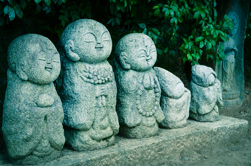 Jizo by hyossie