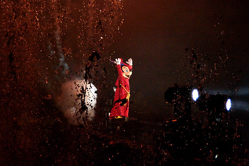 Fantasmic Touchdown