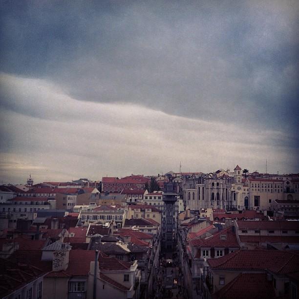 Lisboa vista da Pollux